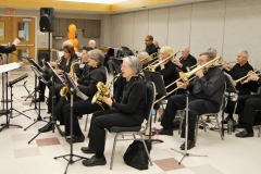 Melody Masters Big Band, Perinton Recreation and Parks 55+ Dinner Dance, October 24, 2018, Perinton, NY