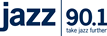 Logo for Jazz 90.1 - WGMC radio